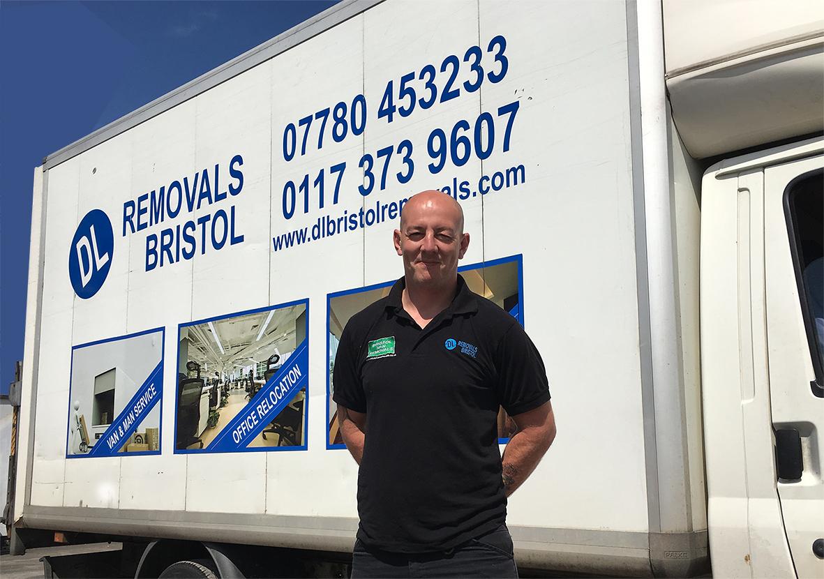 David Lloyd - Owner of DL Removals